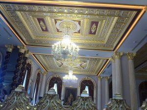 candelabre mardan palace